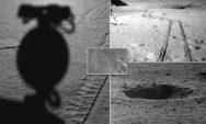 بالصور : شاهد القمر كما لم يسبق لك ان شاهدته من قبل !!