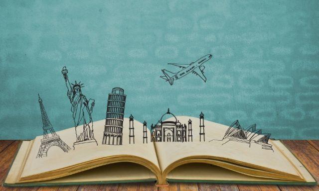 خير جليس في السفر كتاب : هذه الكتب التسعة ستجعل سفرك عظيما