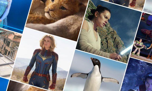 قائمة أفلام والت ديزني لهذه السنة،لن تستطيع مقاومة الانتظار لمشاهدتها !!
