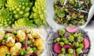 14 نوعا من الخضروات العجيبة التي ربما لم تسمع بها من قبل !