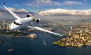 أحدث طائرات رجال الأعمال التجارية..رفاهية الابحار جوا