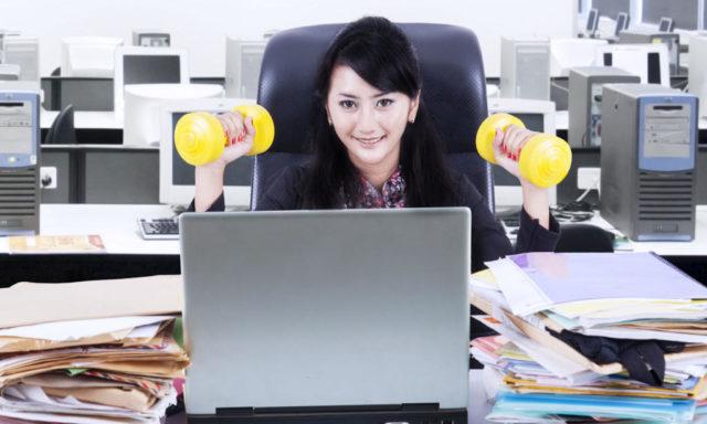 تمارين عملية يمكنك القيام بها في وظيفتك كل يوم