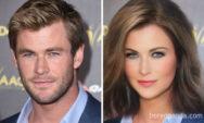 ماذا لو كان ممثلي هوليوود نساءا..كيف سيبدو شكلهم يا ترى؟
