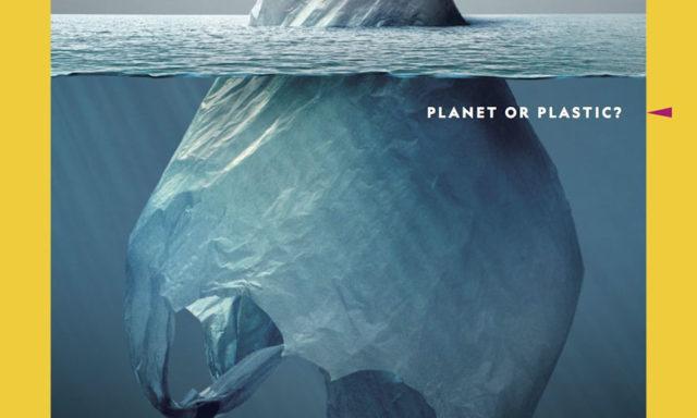 """مبادرة """"الكوكب او البلاستيك"""" من ناسيونال جيوغرافيك في محاولة لانقاذ الكوكب من الثلوث"""