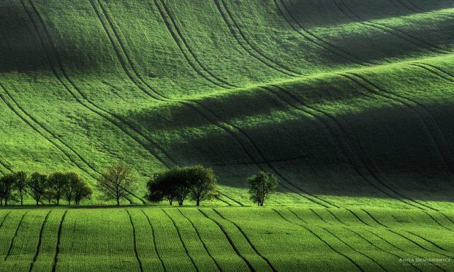 سحر منطقة جنوب مورافيا في جمهورية التشيك..لا تكفي الكلمات لوصف جمال هذا المكان!