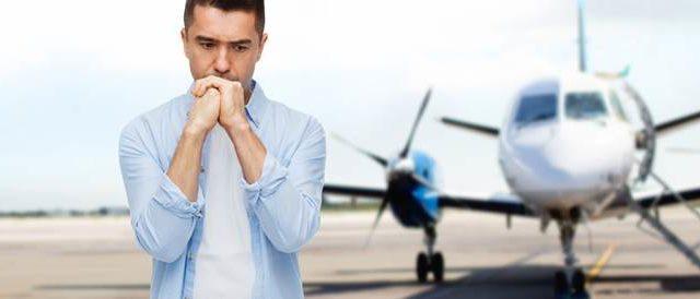 نصائح حياتية:10 خطوات تساعدك في التغلب على رهاب الطيران