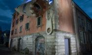 """إبداعات مذهلة: 24 صورة خيالية لمجموعة من المباني يبرزها النحات"""" أليكس شينيك"""""""