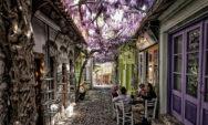 بالصور: أكثر الشوارع سحراً في العالم مظللة بالأزهار والأشجار