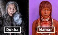 قبائل مهددة بالانقراض تعيش في مناطق محضورة وخطيرة في العالم (30)
