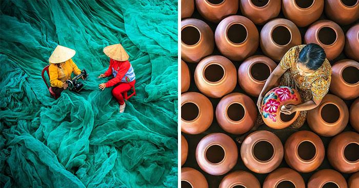 """يحاول المصورون من جميع أنحاء العالم وصف معنى """"العمل"""" بالنسبة لهم، وهنا أفضل 50 صورة"""