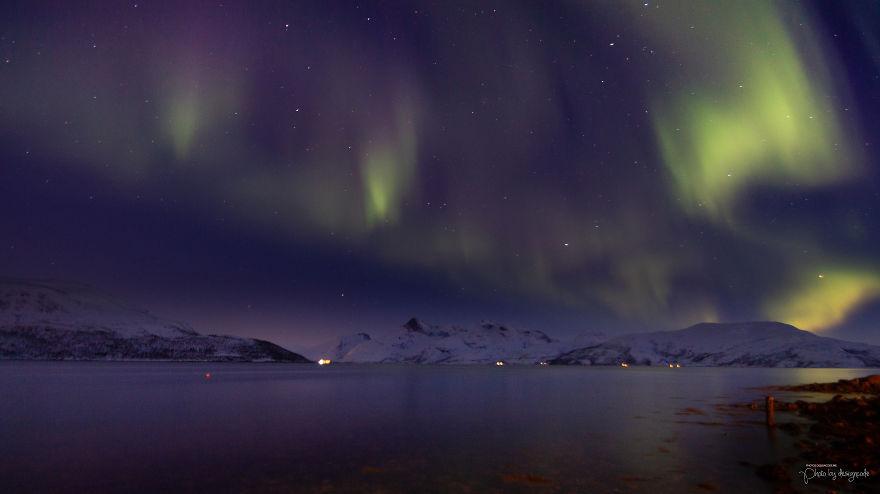 """بالصور: جمال """"ترومسو"""" النرويجية في 3 أيام و 3 ليال 1"""