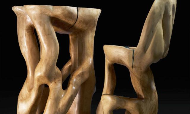 شاهد:ديكورات من الكراسي الحديثة والمبتكرة من جذوع الأشجار (20صورة)