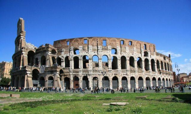 روما: مدينة التاريخ والسحر والجمال الإيطالي(25 صورة)