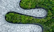 شاهد..فنان يلتقط مجموعة من الصور الرائعة للعالم من الجو (35 صورة)