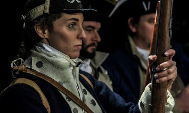 ديبورا سيمبسون: المرأة التي تظاهرت أنها رجل لخدمة بلدها عام 1782