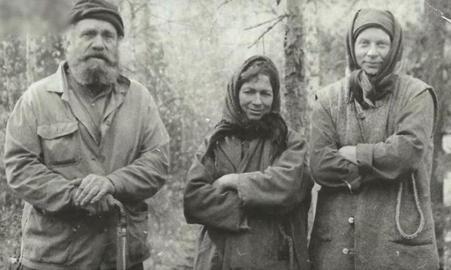 بالصور:عائلة روسية انعزلت بسيبيريا بعيدا عن الحضارة حتى أنها لم تعرف عن الحرب العالمية 2