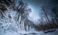 بالصور:أرض الجليد المدهشة في بولندا!