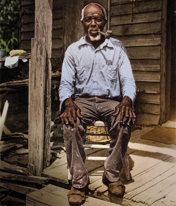 """قصة آخر ناج من تجارة العبيد(كودجو لويس) يكشف فى كتاب """"البضائع السوداء"""" رحلة """"كلوتيلدا"""" آخر سفينة نقلت العبيد إلى شواطئ الولايات المتحدة فى ثلاثينيات القرن الـ19 1"""