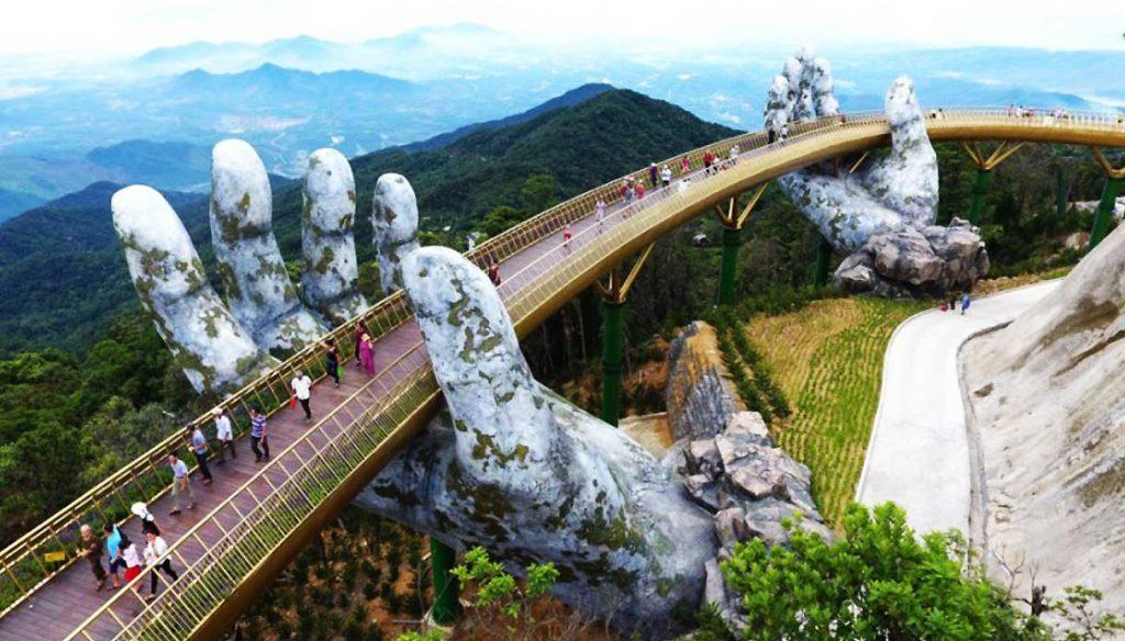 الجسور