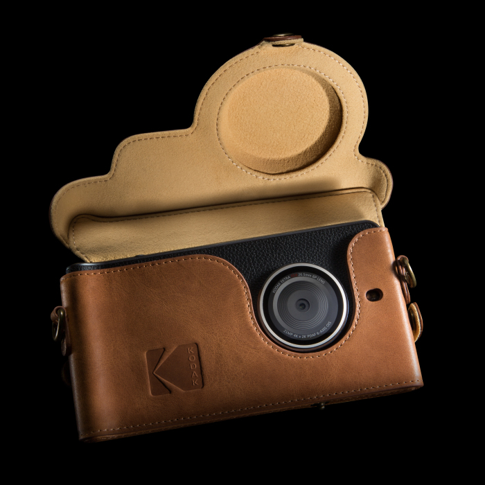 كوداك تكشف عن هاتف ذكي جديد مصمم خصيصًا للمصورين 8