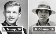 20صور نادرة لرؤساء الولايات المتحدة عندما كانوا صغارا!