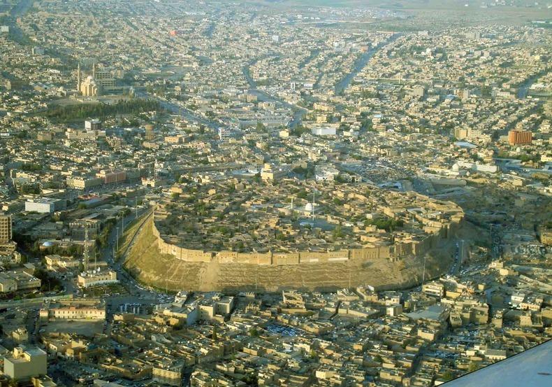 تعرف على قلعة أربيل في كردستان العراق، تراث عمره أكثر من 6 آلاف سنة 1