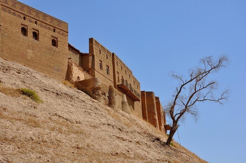 تعرف على قلعة أربيل في كردستان العراق، تراث عمره أكثر من 6 آلاف سنة 5