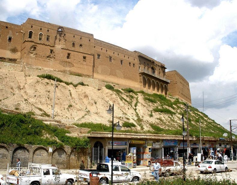 تعرف على قلعة أربيل في كردستان العراق، تراث عمره أكثر من 6 آلاف سنة 6