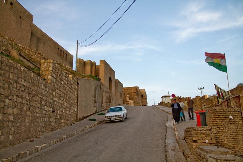 تعرف على قلعة أربيل في كردستان العراق، تراث عمره أكثر من 6 آلاف سنة 9