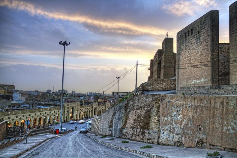 تعرف على قلعة أربيل في كردستان العراق، تراث عمره أكثر من 6 آلاف سنة 10