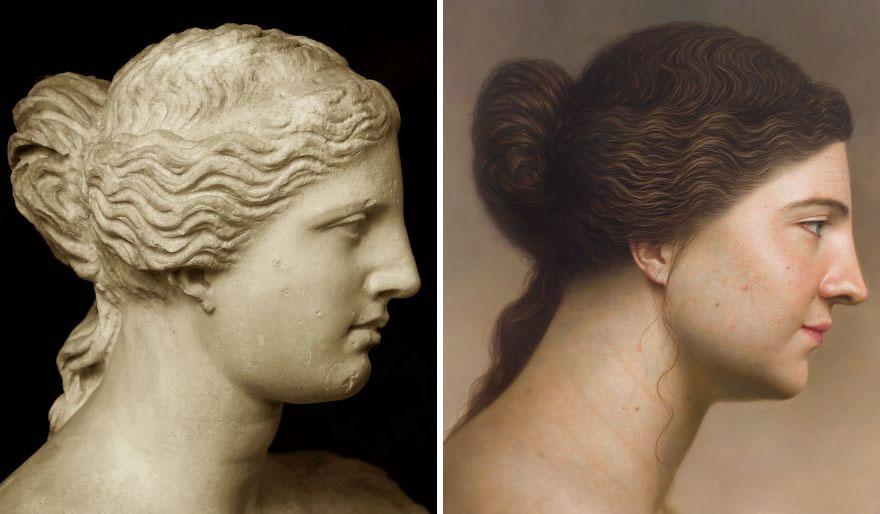 لوحات أثرية