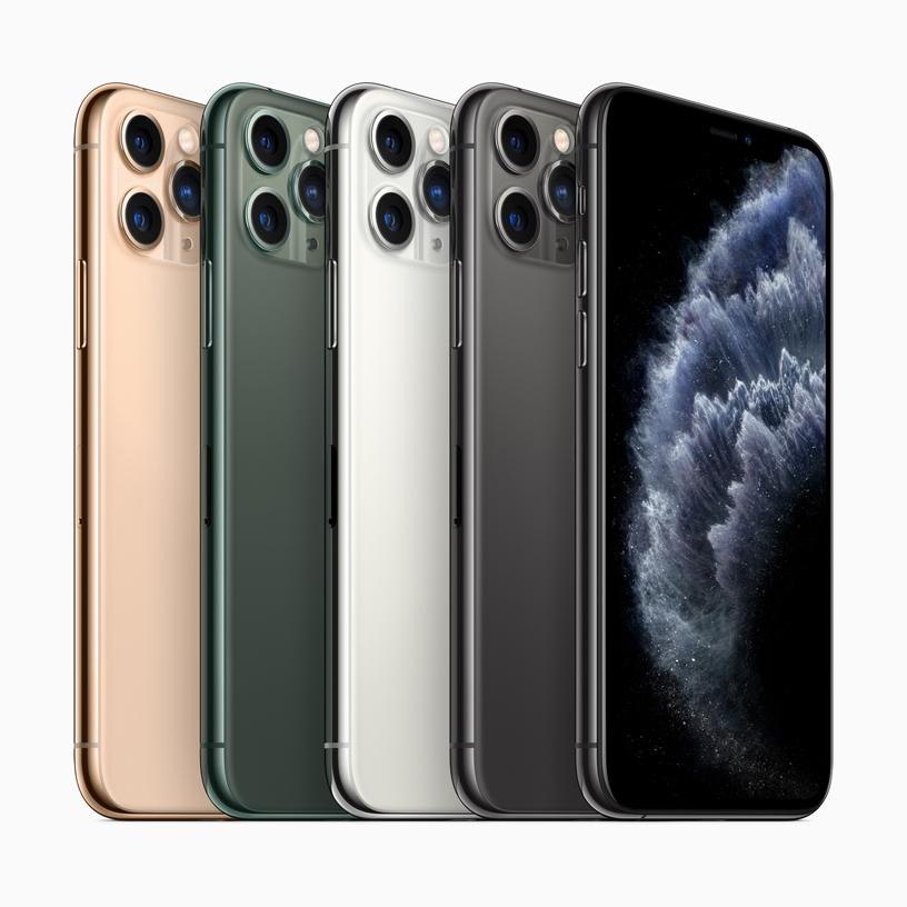 iPhone 11 Pro و iPhone 11 Pro Max ايفون 11