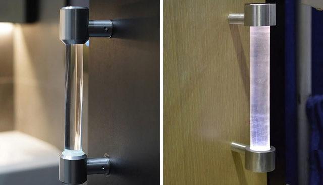 براءة اختراع: طلاب صينيون يخترعون مقبض باب يُطهر ذاتيا