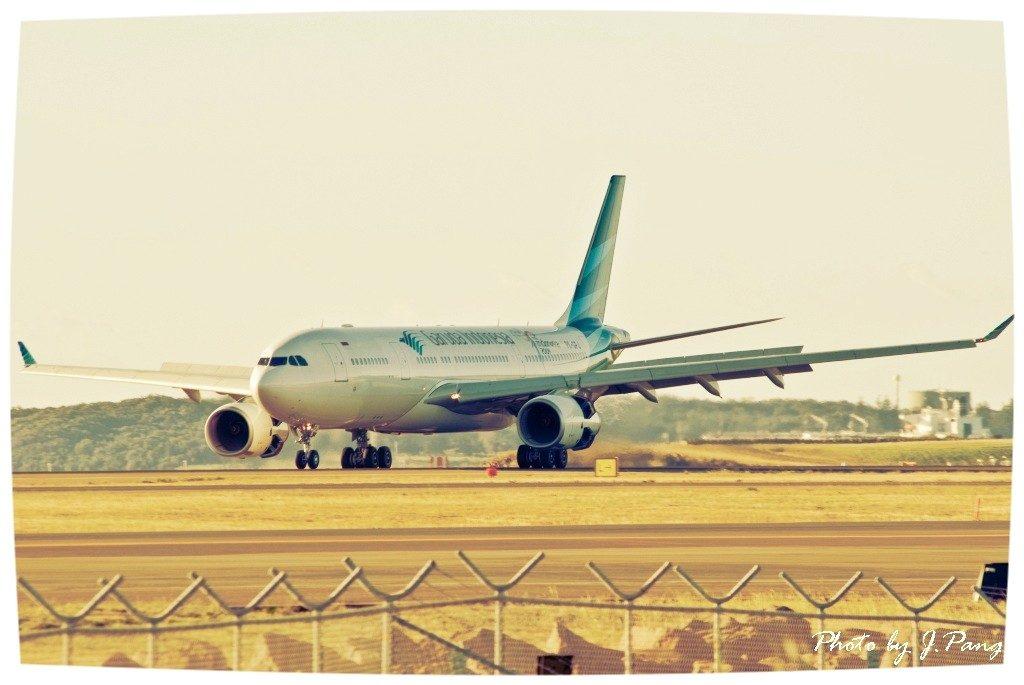 جارودا ايرلاينز : خطوط الطيران الوطنية في أندونيسيا