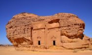 """حضارة ما قبل الإسلام بـ""""مدائن صالح"""" في المملكة العربية السعودية"""