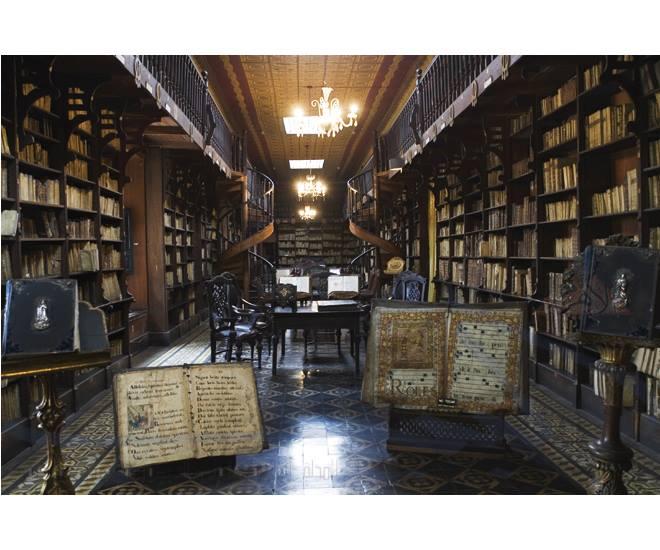 دير سانت كاترين أقدم مكتبة في العالم بسيناء 5