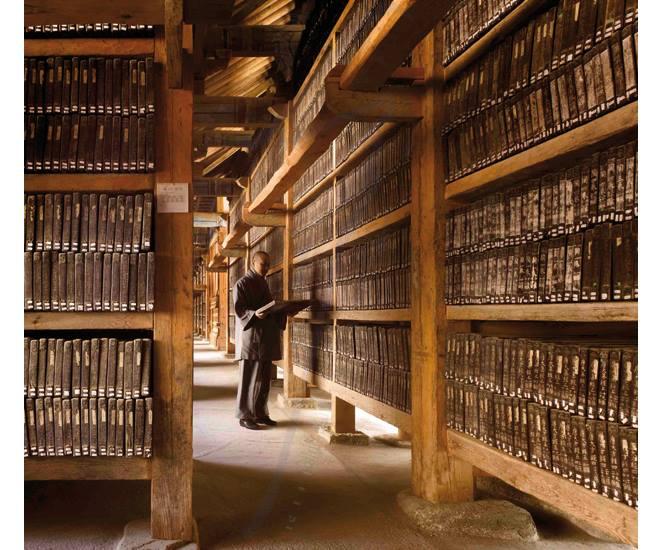 دير سانت كاترين أقدم مكتبة في العالم بسيناء 66 مصر
