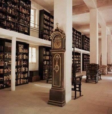 دير سانت كاترين أقدم مكتبة في العالم بسيناء مصر