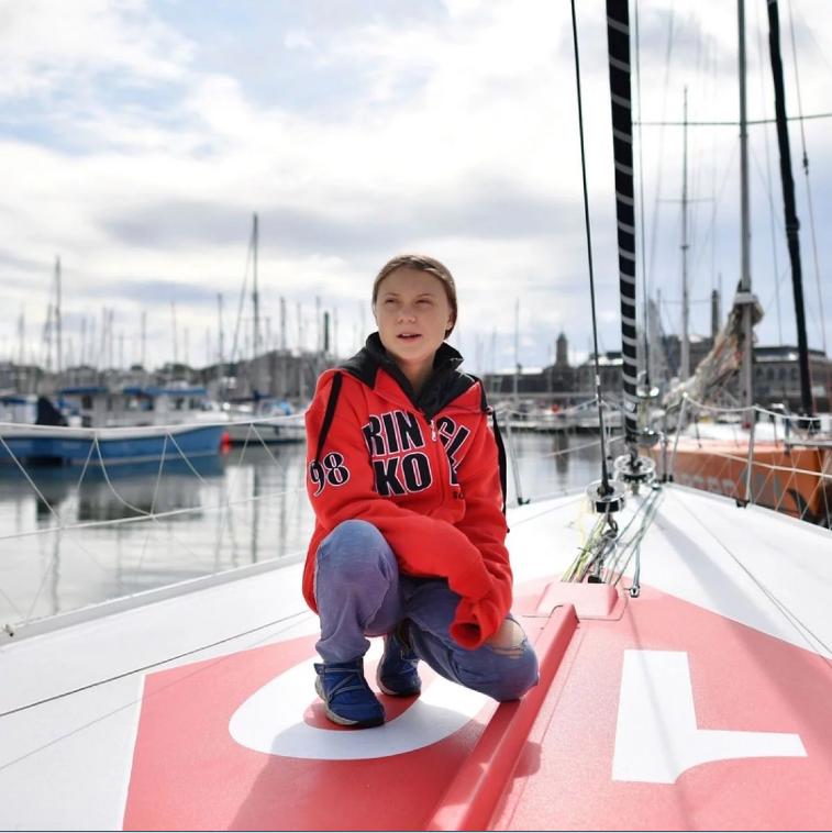 غريتا ثونبرغ: أصغر ناشطة بيئية تحاول تغيير العالم للأفضل! 1