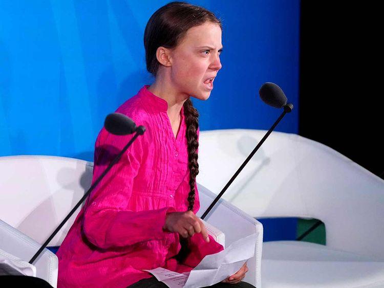 غريتا ثونبرغ: أصغر ناشطة بيئية تحاول تغيير العالم للأفضل! 4