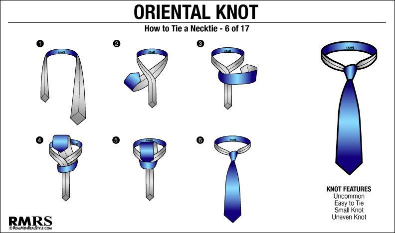 كيفية ربط ربطة العنق