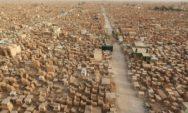 وادي السلام بالعراق: أكبر مقبرة في العالم