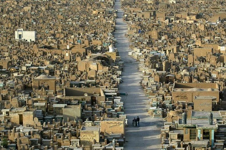 مقبرة وادي السلام