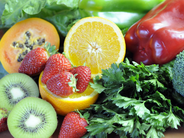 أطعمة تحتوي على فيتامين ج Vitamin C