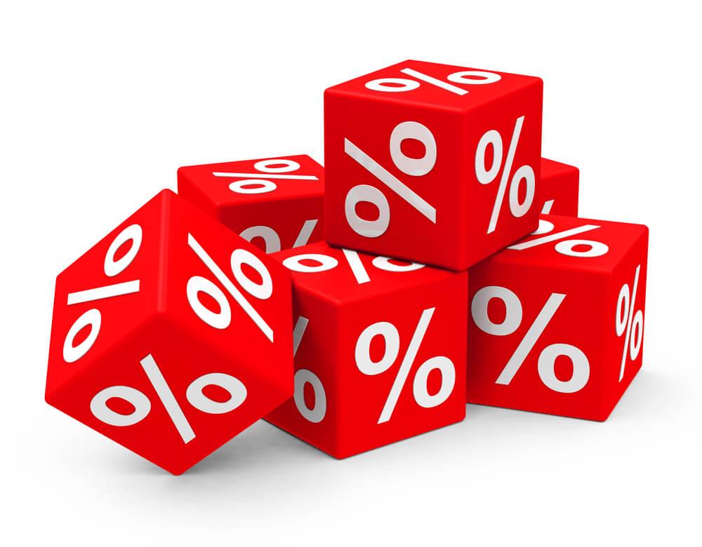 كيفية حساب النسبة المئوية