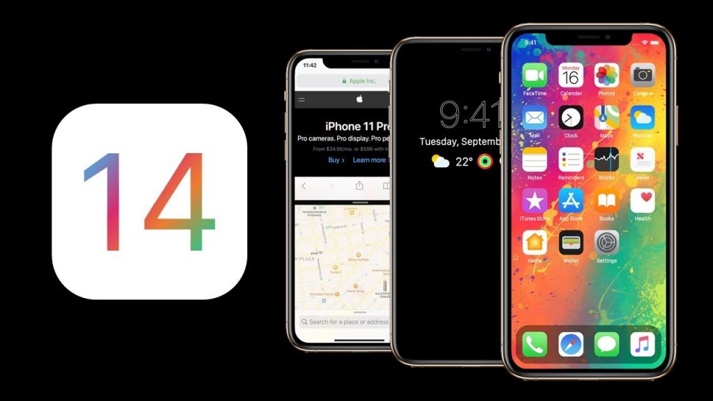 نظام التشغيل IOS 14 لاجهزة آيفون - معلومة