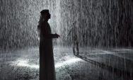 دعاء المطر والبرق والرعد مكتوب (اللَّهُمَّ صَيِّبًا نَافِعًا، هَنِيئًا)