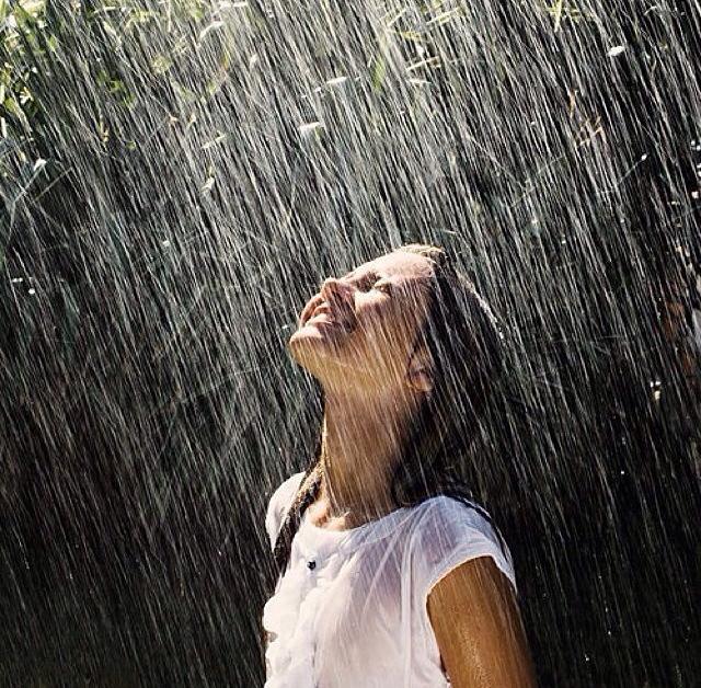 دعاء المطر والبرق والرعد مكتوب