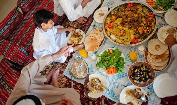صور فطار رمضان