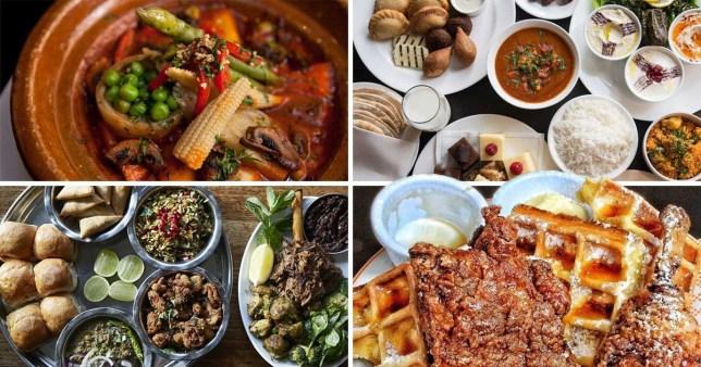 فطار رمضان: وجبات افطار بالصور متنوعة طوال الشهر الكريم
